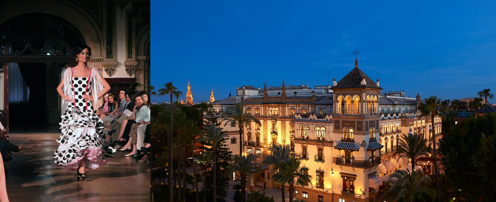 A punto de comenzar las pasarelas, 10 hoteles españoles 'de moda'