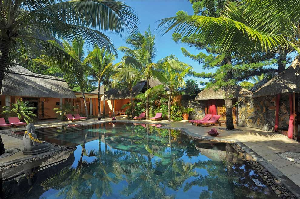 Los mejores spas del mundo para unas vacaciones muy - Fotos de piscinas y jardines ...