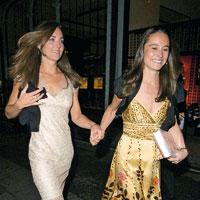 ¿Dónde te puedes encontrar a las hermanas Middleton en Londres?