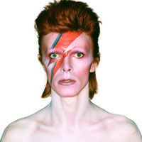 David Bowie, un estilo que está arrasando en Londres