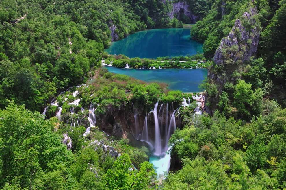 Los paisajes de agua ms espectaculares del planeta