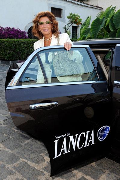 Sophia Loren, nuestra particular guía para un paseo por Roma