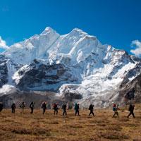 Trekking por el Techo del Mundo