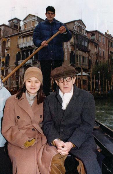 Woody Allen también vive enamorado de Venecia