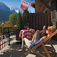Los hoteles más hospitalarios de Suiza