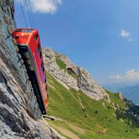 Un solo billete para recorrer Suiza desde todas las perspectivas