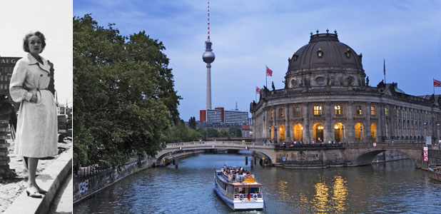 Seguimos los pasos de Marlene Dietrich por Berlín