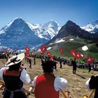 Suiza es así de natural, sin aditivos