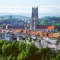 Pistas para urbanitas en la región de Friburgo