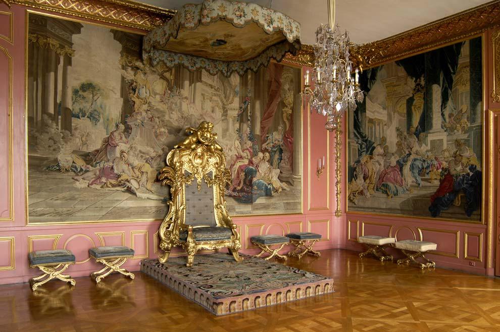 Los palacios reales de magdalena de suecia y su familia - La casa sueca decoracion ...
