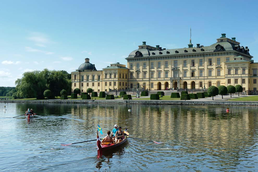 Los palacios reales de Magdalena de Suecia y su familia