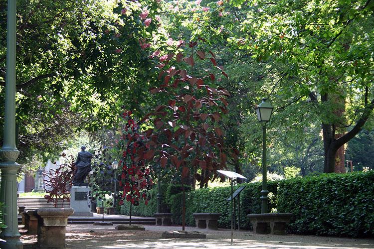 48 horas a tu ritmo en madrid foto for Restaurante jardin botanico