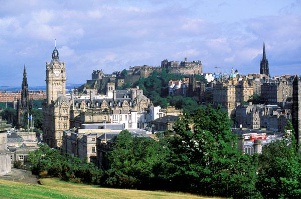 48 horas en… Edimburgo, direcciones imprescindibles