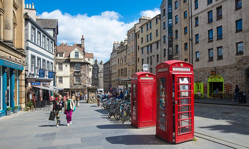 48 horas en… Edimburgo, amor a primera vista