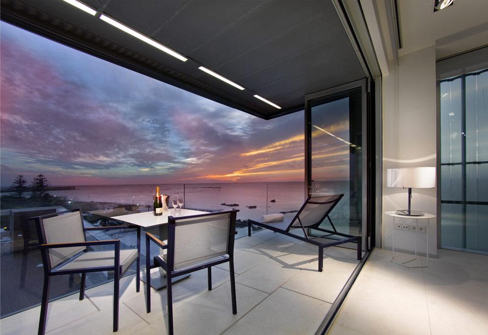 Habitaciones con vistas cuando el mar es el protagonista for Habitaciones familiares paradores