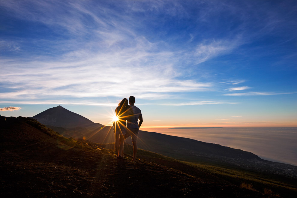 Un álbum de experiencias apetecibles para exprimir Tenerife