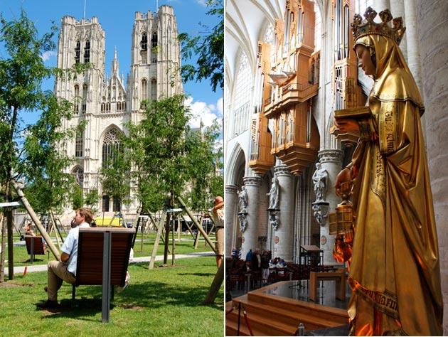 Rincones favoritos de… Matilde de Bélgica en Bruselas