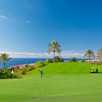 Un paraíso natural para jugar al golf junto al océano