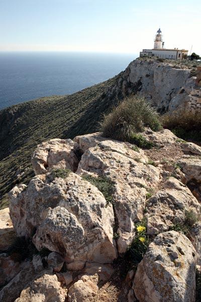 Almería Cala de Enmedio