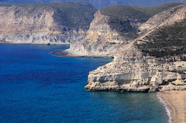 La playa más solitaria y secreta del Cabo de Gata