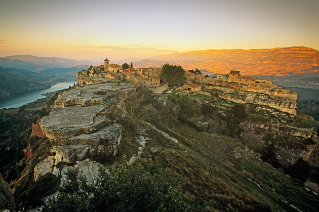 Siurana, el pueblecito más fotogénico del Priorat
