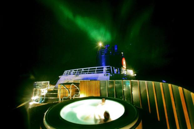 A la caza de las auroras boreales