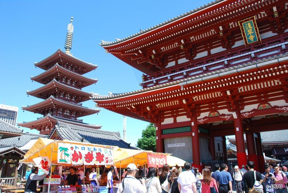 Tokio Refugio Para Urbanitas Y M S Ahora Y En 2020