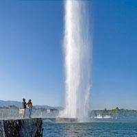 Direcciones chic en Ginebra para la infanta Cristina