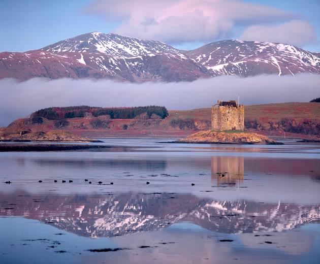El lujo (natural) de Escocia