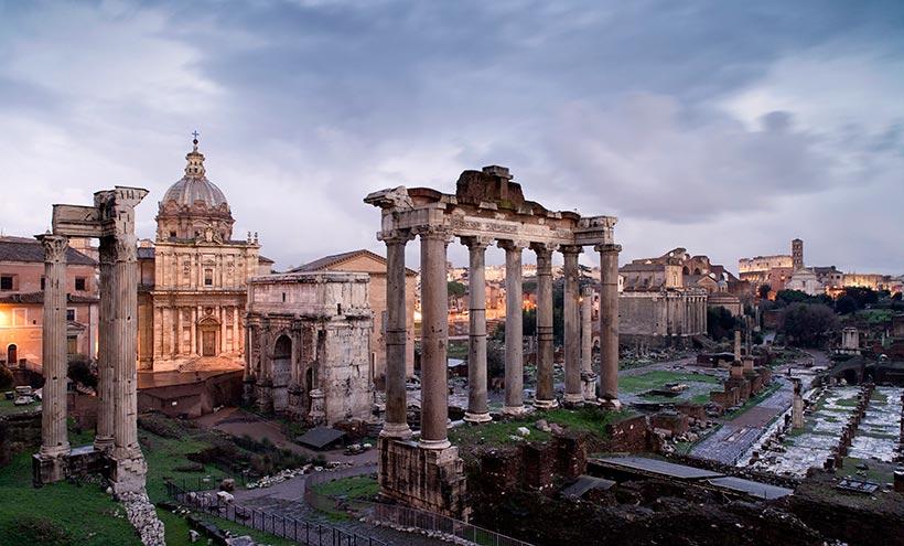 48 horas en… Roma, lugares imprescindibles de ayer y hoy