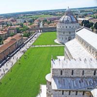 Más de lo que imaginas en Pisa, un pedacito de la Toscana