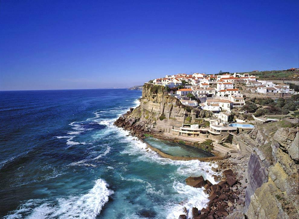 Un viaje en im genes para enamorarse de lisboa for Piscinas naturales en portugal