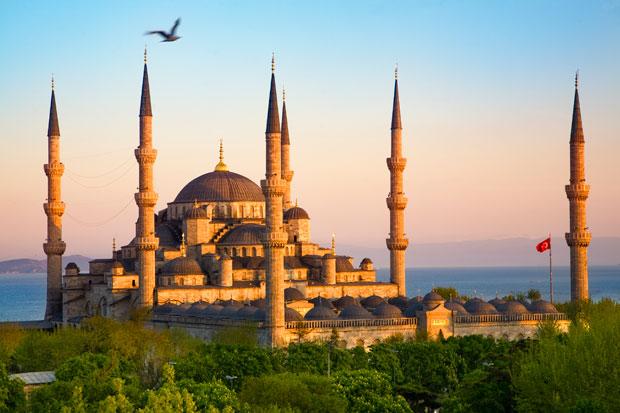 48 horas en Estambul, monumentalidad sultana