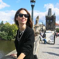 Entrevista a Eugenia Silva: sus direcciones favoritas en Praga