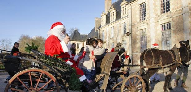 Una Navidad muy animada en el valle del Loira