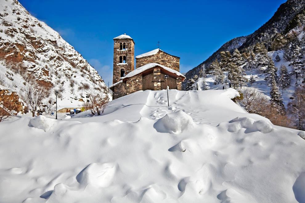 Experiencias en Andorra más allá del esquí