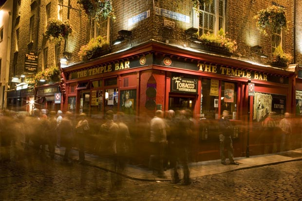 48 horas en… Dublín