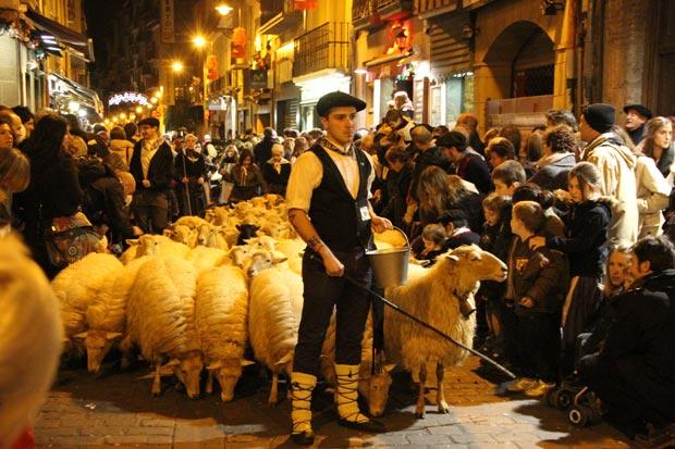 Navidad en Navarra
