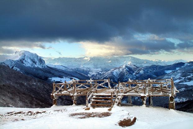 Desafía al frío este fin de semana en la Montaña Palentina