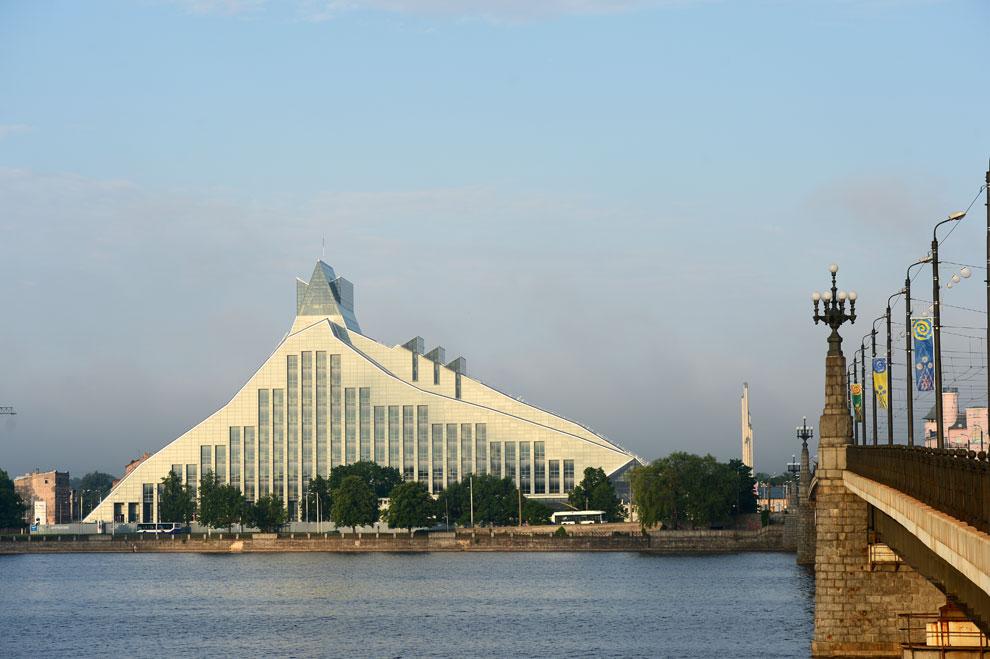 Riga, así es la Capital Europea de la Cultura 2014