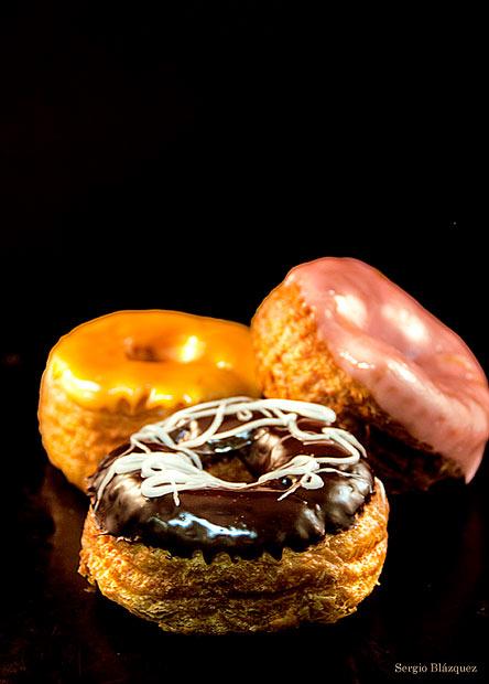 Cronut, el dulce de las 'celebrities'