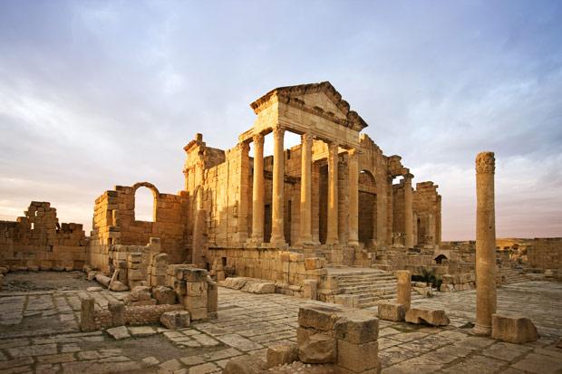Roma también soñó con África