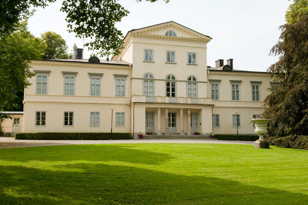 Tras la estela de Victoria de Suecia por Estocolmo