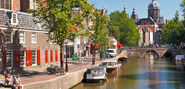 48 horas en Ámsterdam, tu próxima escapada por Europa