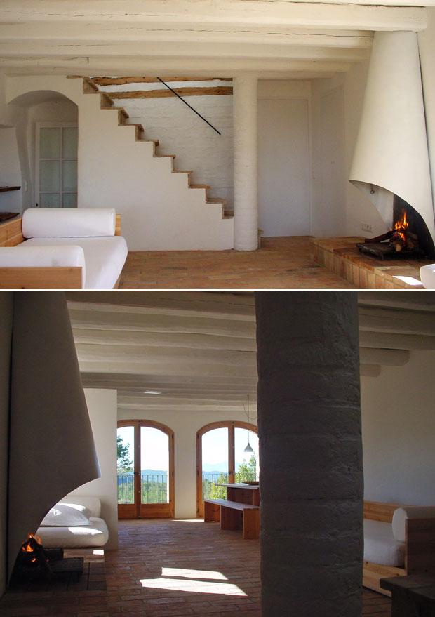 Cinco casitas rurales con chimenea para escaparse un fin de semana foto - Chimeneas lugo ...