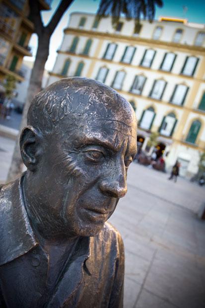 La ruta de Picasso por Málaga, para este fin de semana
