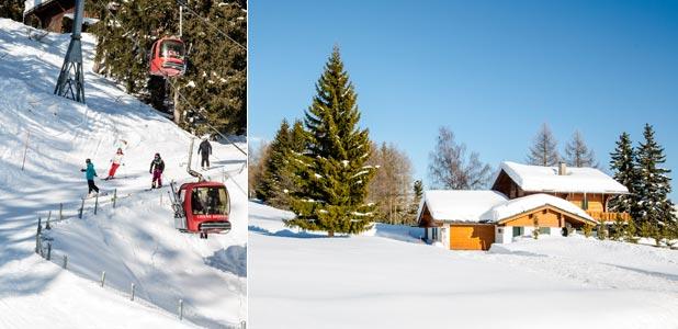Crans Montana, la estación de esquí que fascinó a Roger Moore