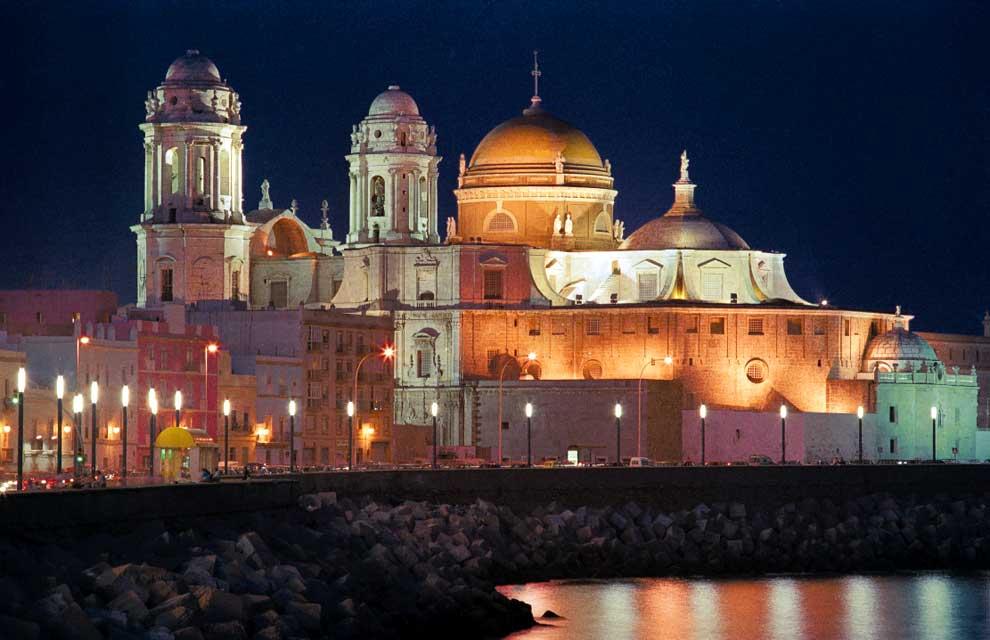 Un rincón del mundo donde perderte... Cádiz
