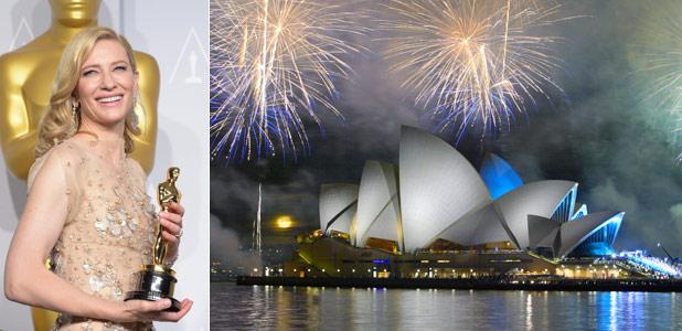 La oscarizada Cate Blanchet y sus direcciones favoritas en Sidney