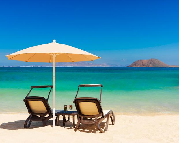 Vacaciones al sol de Fuerteventura